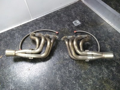 Stainless Works Headers