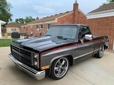 1986 Chevy P/U