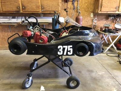 Prowler Competitions Racing Kart