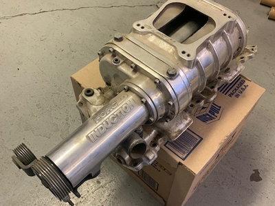 B&M 144 SBC Supercharger