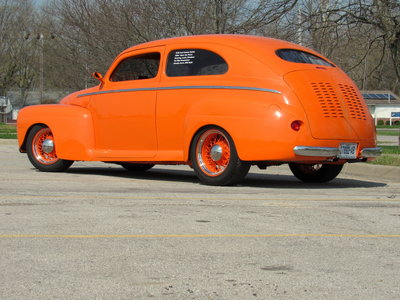 1948 Ford Club Coupe--High Quality Build