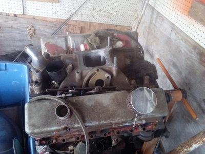 383 stroker motor