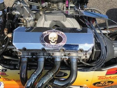 582 BIG BLOCK DRAG RACE ENGINE