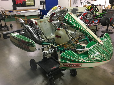 2014 Tony Kart Racer 30mm