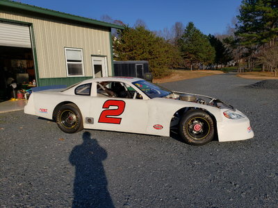 Earnhardt Jr. Late Model