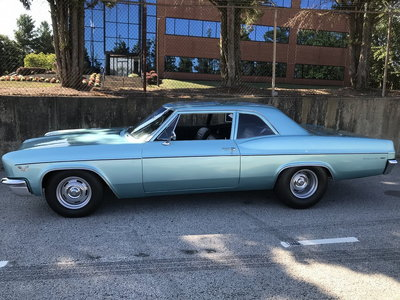 1966 Chevy Bel-Air