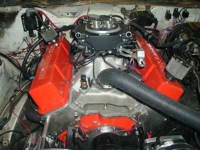 SBC 383 STROKER