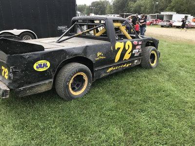 Dirt truck