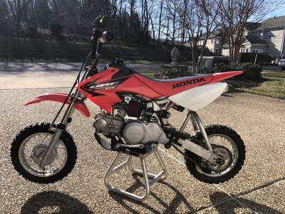 88cc Honda Pit Bike