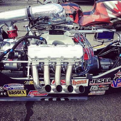 540 Procharged F1X-12 Race Drive