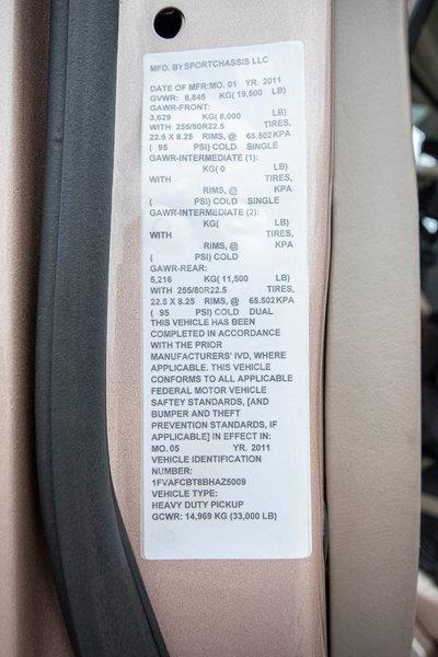 2011 Freightliner M2 106  for Sale $99,995
