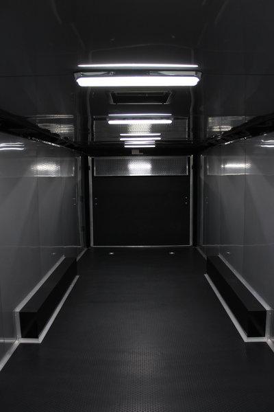 SUPER LOADED BLACK-OUT PKG 28' Millennium Extreme
