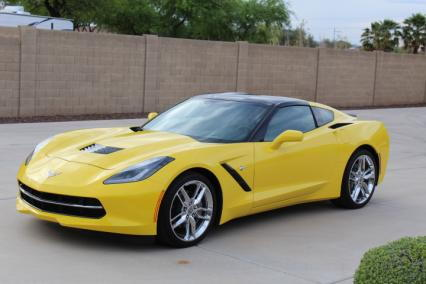 2019 Chevrolet Corvette 3lt coupe 800 mi loaded se  for Sale $61,000