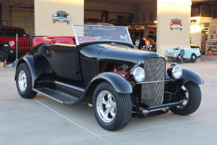 1931 ford roadster real steel car true hot rod 350  for Sale $33,500