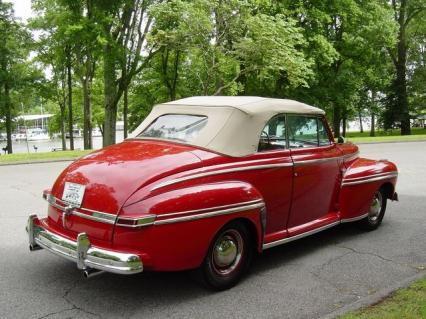1946 MERCURY CONVERTIBLE  for Sale $32,900