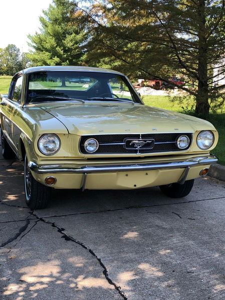 1965 FORD MUSTANG  for Sale $52,500