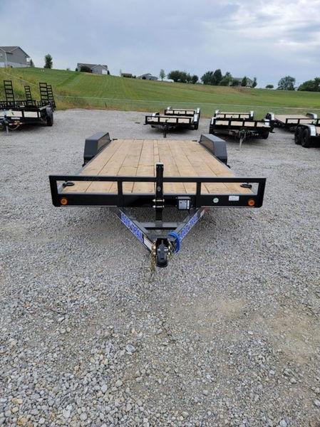 2021 Load Trail 83x18 Tandem Axle Car Hauler (10K GVWR)
