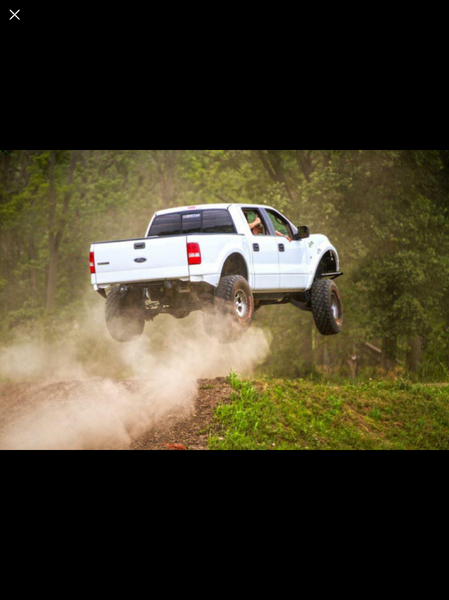 Supercharged Luxury Prerunner F150 NEW MOTOR
