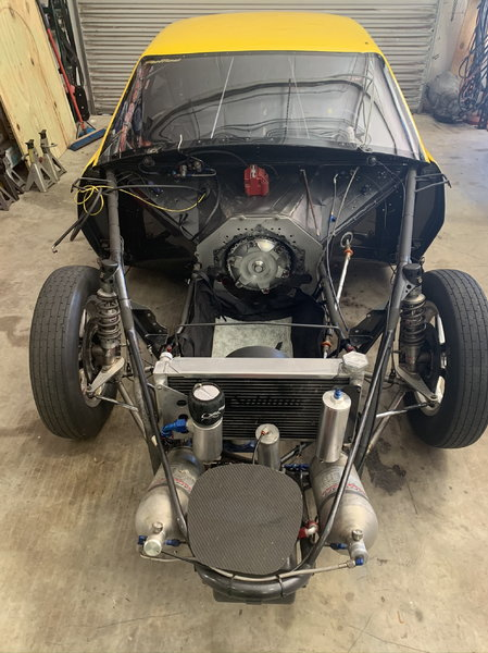 2010 Bickel 68 Camaro Ex Troy Coughlin Ex Jeff Naiser Car  for Sale $60,000