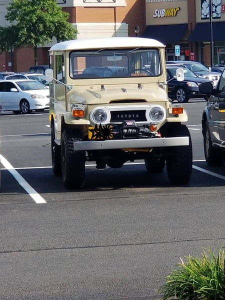 Toyota Fj40 For Sale >> 1970 Toyota Fj40 For Sale In West Pittston Pa Price 59 949