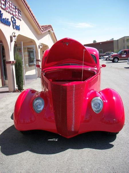 1937 Ford CLUB CPE  for Sale $62,900