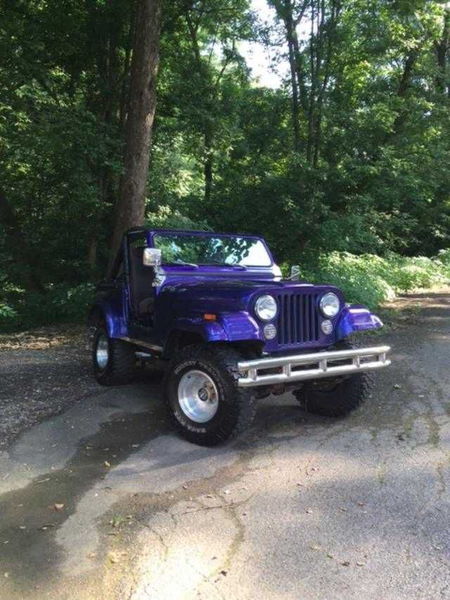 1980 JEEP CJ7  for Sale $14,949