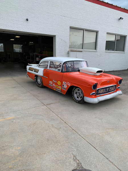1955 Chevy Bel Air   for Sale $39,000