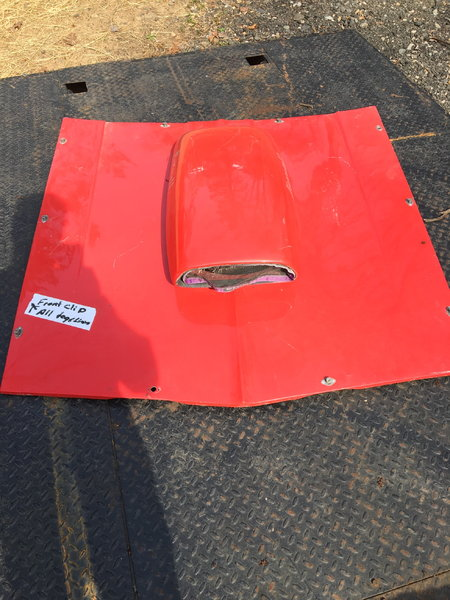 67-68 Camaro hood and scoop  for Sale $100