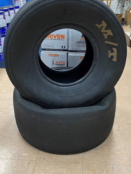 Mickey Thompson Pro Drag Radial  for Sale $200
