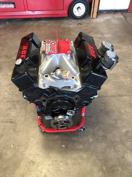 Chevy Race Motor  for Sale $8,500