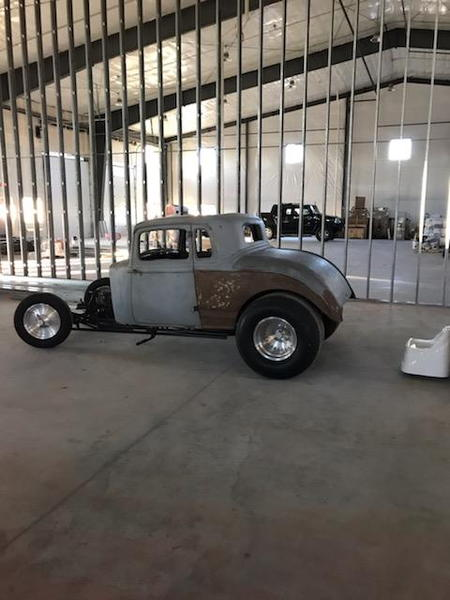 1933 Plymouth 5 Window Coupe  for Sale $10,500