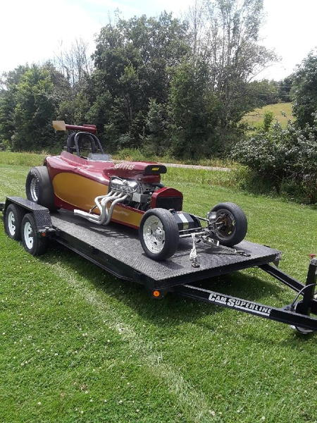 32 Ford Pro Roadster  for Sale $21,000