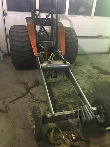 MINI CHASSIS  for Sale $2,500