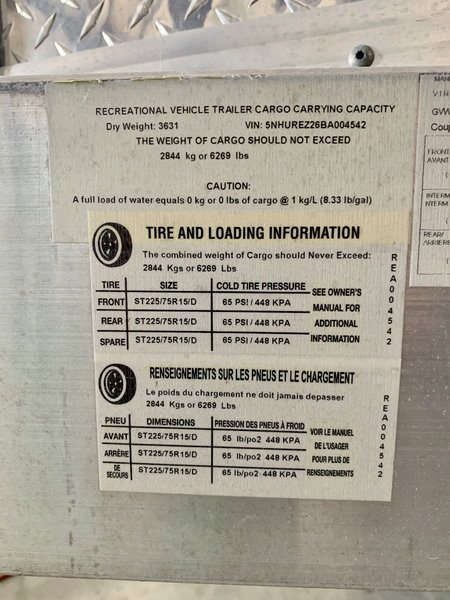 RANCE ALUMINUM V NOSE TRAILER  for Sale $15,495