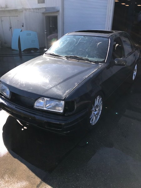 1989 Ford Sierra Cosworth  for Sale $14,900