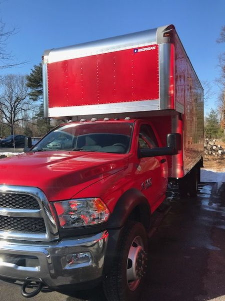 2017 Dodge 5500 4x4  for Sale $63,900