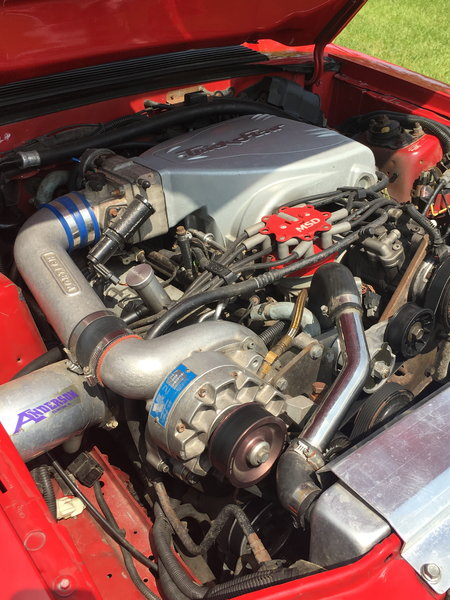 1993 Ford Mustang  for Sale $12,500