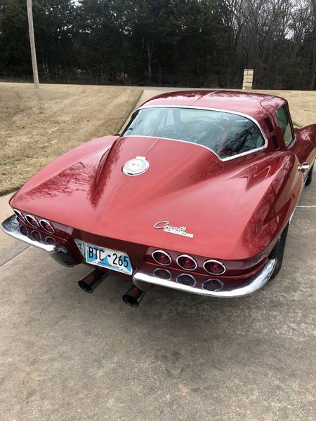1964 Chevrolet Corvette  for Sale $65,000
