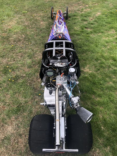 2016 Halfscale Swing Arm - ULTRACAR   for Sale $14,000