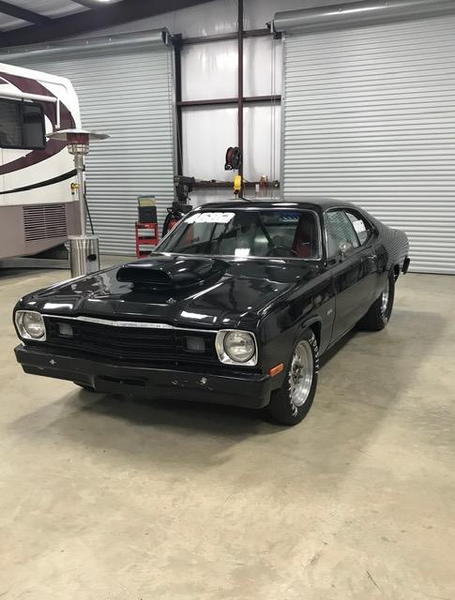 1974 Plymouth Duster  for Sale $30,000