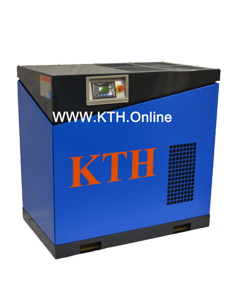 KTH 30 Hp Screw Air Compressor 125 CFM  for Sale $7,700