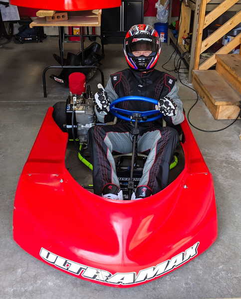 2 Ultramax racing go karts  for Sale $2,000