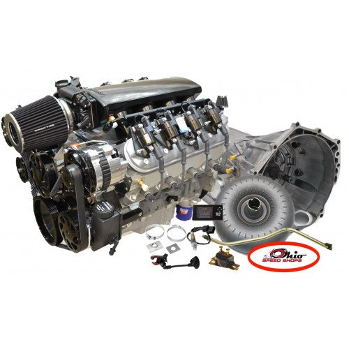 LS3 540HP Engine & 4L70E Trans Package  for Sale $15,300