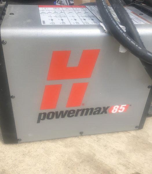 Plasma cutter  for Sale $2,500