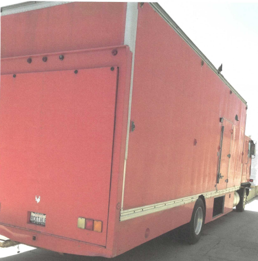 2 car Hauler with RV comforts  for Sale $25,000