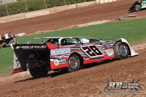 2015 Pierce Late Model Chassis#322 For Sale In VALDERS, WI