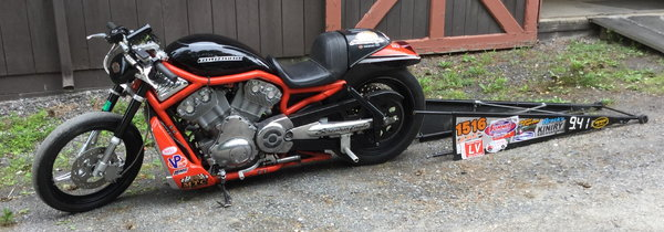 2006 Harley Davidson V-Rod Destroyer  for Sale $13,500