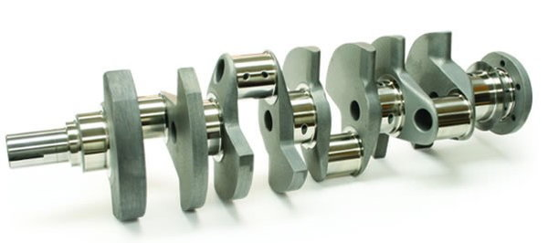 CALLIES MAGNUM CRANKSHAFT BB CHEVY 4.25  for Sale $2,117