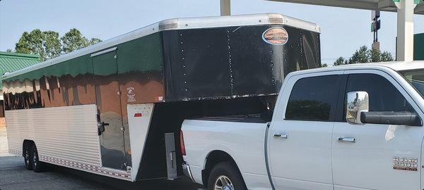 2015 sundowner enclosed trailer  for Sale $11,500