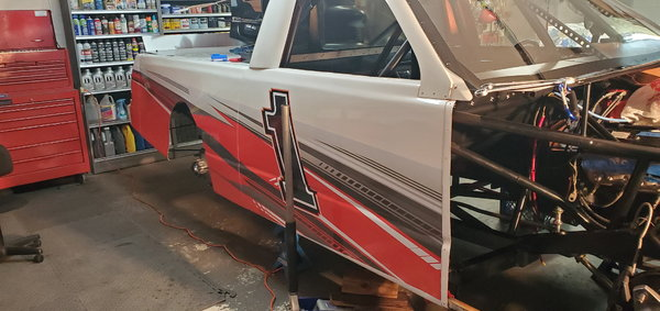 Brand New ARP Chevrolet truck body  for Sale $1,000
